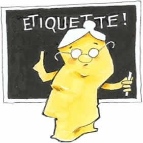 Roulette Etiquette