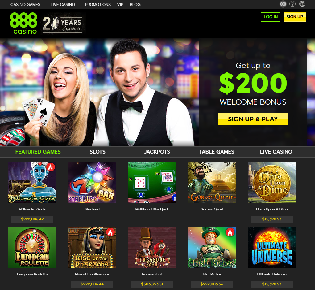 888 casino roulette review