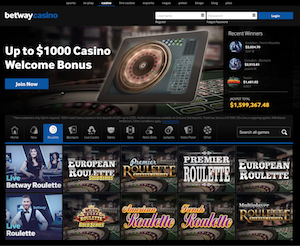 Betway Casino Lv
