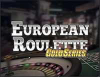Betway - European Roulette - Gold Series