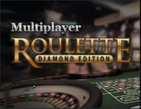 Betway - Multiplayer Roulette - Diamond Edition