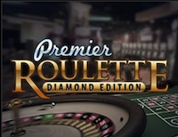 Betway - Premier Roulette - Diamond Edition