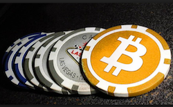 Bitcoin Roulette Casino Chips