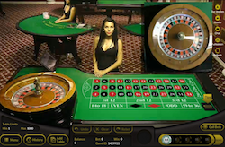 Live Dealer Bitcoin Roulette Casino