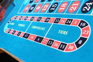 Roulette's Racetrack Bet