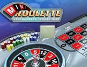 Mini Roulette Playtech