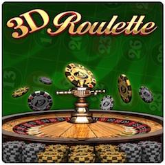 3D Online Roulette