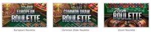 BetOnline Roulette Variation
