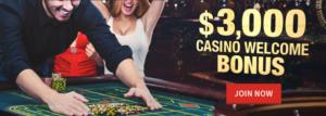 Bovada Online Casino Roulette Signup Bonus