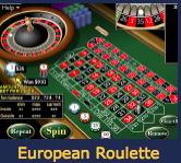 Las Vegas USA Casino European Roulette