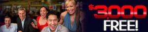 Las Vegas USA Casino Roulette Signup Bonus