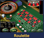 Las Vegas USA Casino Roulette