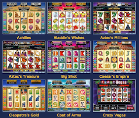 Las Vegas USA Casino Slots