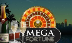 NetEnt Mega Fortune Roulette