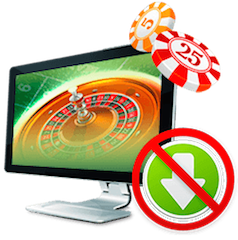 No Download Flash Roulette Casinos