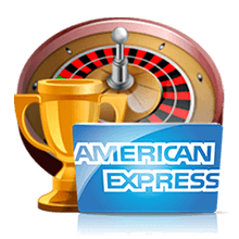 Roulette American Express Card