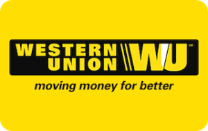 western union online casino