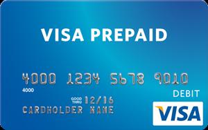 visa prepaid debit card deposit