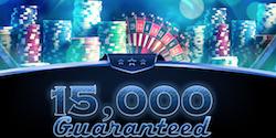 Black Diamond 15k Bonus