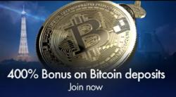 Black Diamond - Bitcoin Bonus