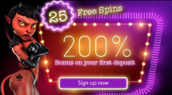 Black Diamond - Deposit Bonus